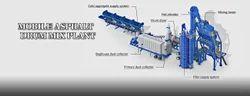 Mobile Hot Mix Asphalt Plant