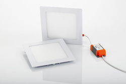 Square Slim LED Panel Light