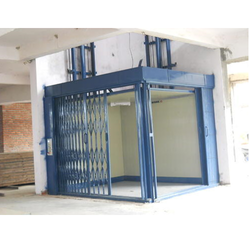 Hydro SS Industrial Goods Elevators, Capacity: Greater Than 4 Ton