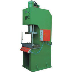 Automatic , Semi-Automatic C Frame Hydraulic Press