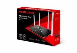 Mercusys AC1200 Dual Band Wireless Router AC12