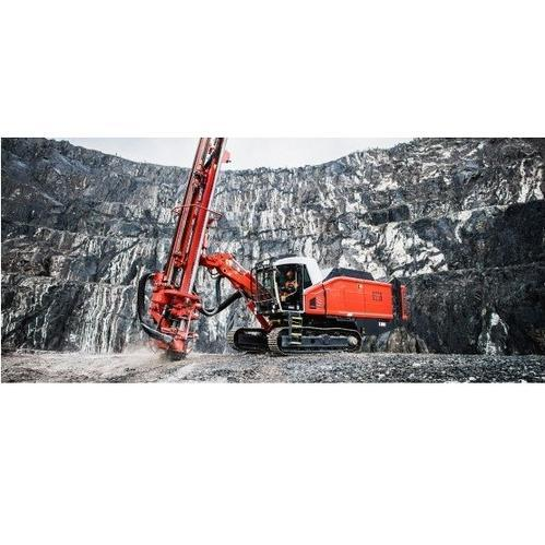Sandvik Leopard DI560 3 29 m Down The Hole Drill Rig