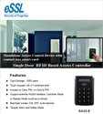 SA33-E Single Door RFID Based Access Controller