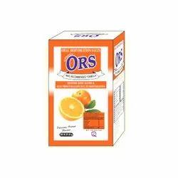 Q Pharma's ORS