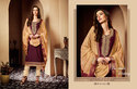 Jam Silk Designer Embroidered Stylish Suit