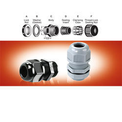 A and B Type NPT Nylon Cable Gland