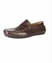 Van Heusen Brown Loafers Shoes