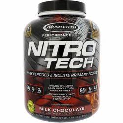 Muscletech Nitro Tech Whey Peptides