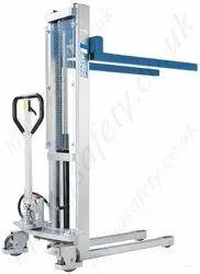 S.S Hydraulic Stacker