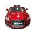 Black, Red Fiber Body Audi Q7 Kids Ride Car