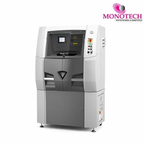 ProX DMP 100 Direct Metal Printing Machine - Monotech Systems