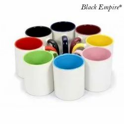 Sublimation Inner Handle Color Mug