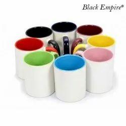 Sublimation Inner Handle Color Mug