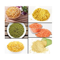 Pulses - Wholesale Price for Dal in India