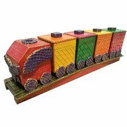 Train Dry Fruit Box