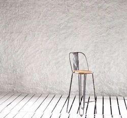 Birkin Iron Mesh Bar Counter Chair