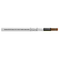 Sflex Classic 115 Cy 0.5kv Flexible Cables Rohs