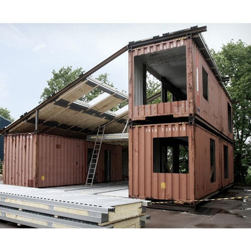Container Home Manufacturer From Jaipur