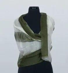Tussar Silk Stole