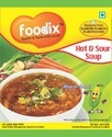 Foodix Hot & Sour Soup Mix-12g, Packaging Type: Packet