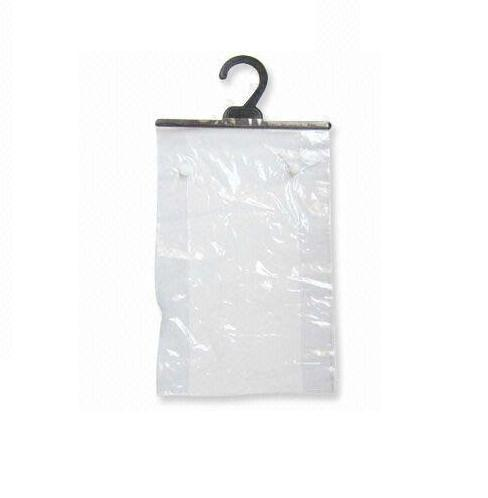 Transparent PVC Hanger Bag