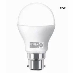 Usha Round 17w led bulb