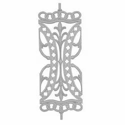 Cast Iron Stair Railing Pillar