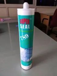 Super Seal 789 Weather Proof Silicone Sealant