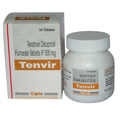Tenofovir Disoproxil Fumarate Tablets IP