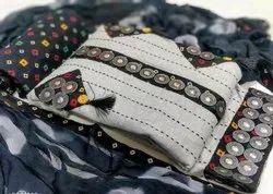 Brahmputra Mart Party Wear Linen Jute Cotton Saree, 6.3 m