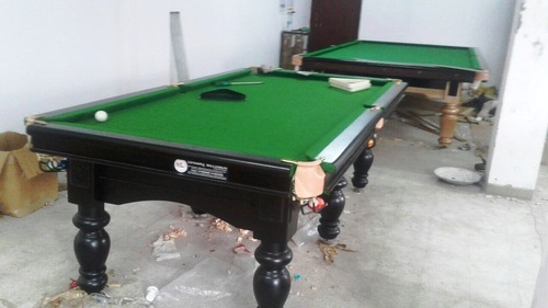 Indian Billiards Snooker Pool Tables   6x12 Billiards Table Manufacturer  From New Delhi