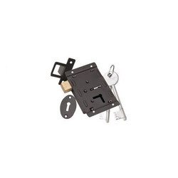 Iron Wooden Almirah Lock, 10 - 20