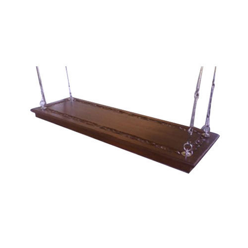Stylish Wooden Swing