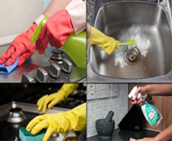 Scrubbing Cleaning Service