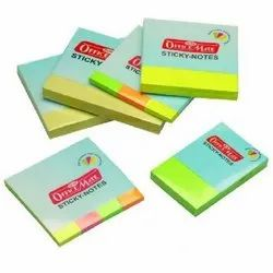 Officemate Sticky Notes, Size: 25 X 76 X 3 Mm
