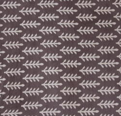 Hand Block Printed Cotton Dabu Batik Fabric