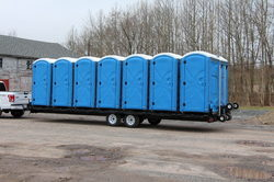 Fiber Reinforced Plastic Toilet