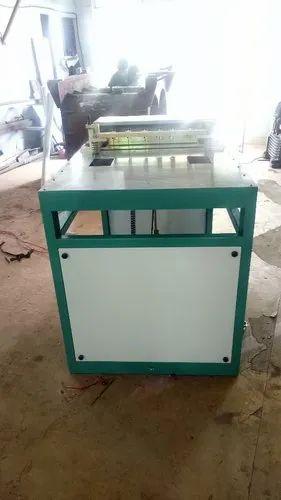 Semi Automatic Soap Cutting Machine