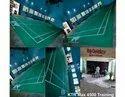 PVC Badminton Court Flooring