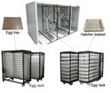 TM&W - New Automatic Industrial Incubator 50688 Eggs