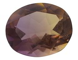 Ametrine Glass Gemstone
