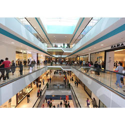 Retail Mall Security Solution