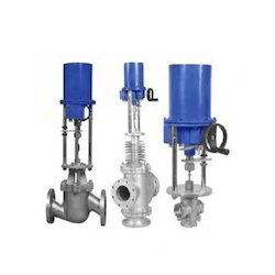 Stainless Steel Actuated Valves