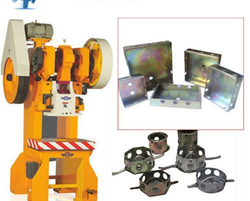 GI Modular Box Making Machine