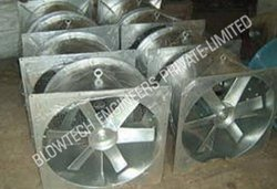 Single Phase Suction Axial Fan