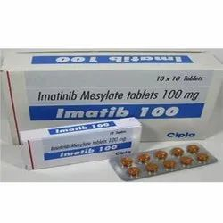 Imatinib Mesylate 100mg Tablets