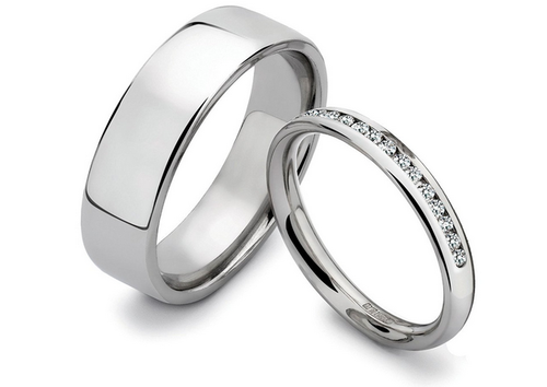 jewellery diamond single platinum wedding ring rings