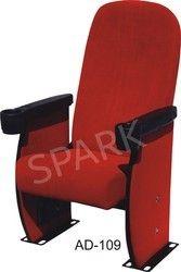 AD-109 Auditorium Push Back Chair