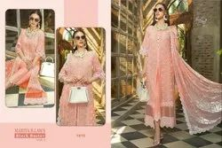 Shree Fabs Maria B Lawn Blockbuster 4 Pakistani Dress
