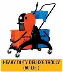 50 Ltr Dlx Trolley New